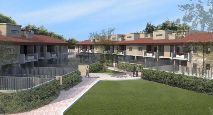 Colle Flaminio nuovi appartamenti a Roma